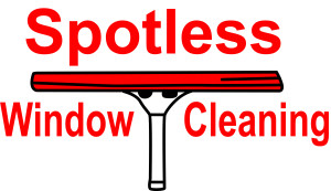 Spotless Window Cleaning logo