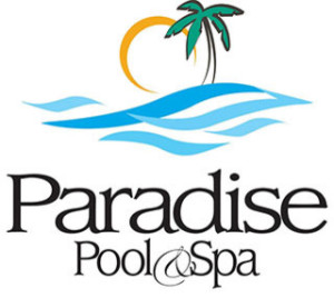 Paradise Pool and Spa logo
