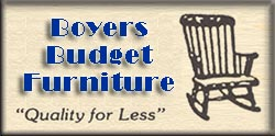 Boyers Budget Furniture logo