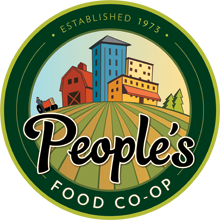 People's Food Coop logo