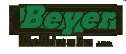 Beyer cabinets logoblack Beyer Cabinets