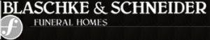 logo 1 300x57 Blaschke & Schneider Funeral Homes
